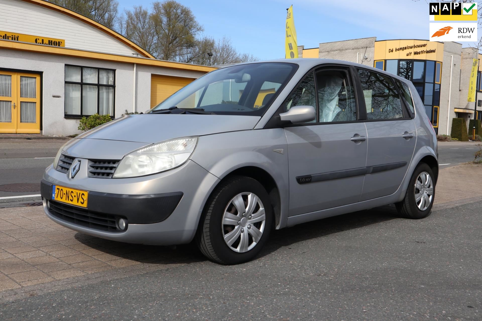 Renault Scénic occasion - FB2 Cars
