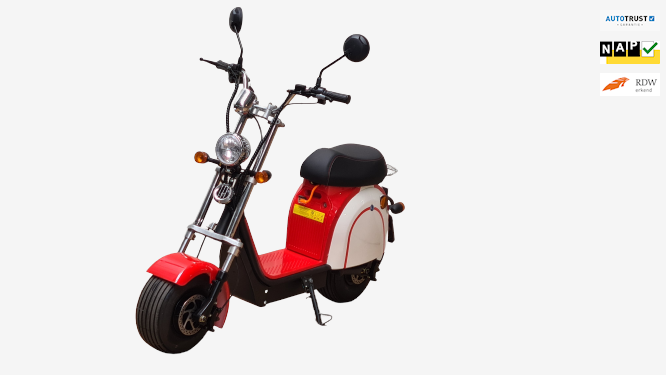 Rayci XS Snorscooter occasion - Quality Design & Services