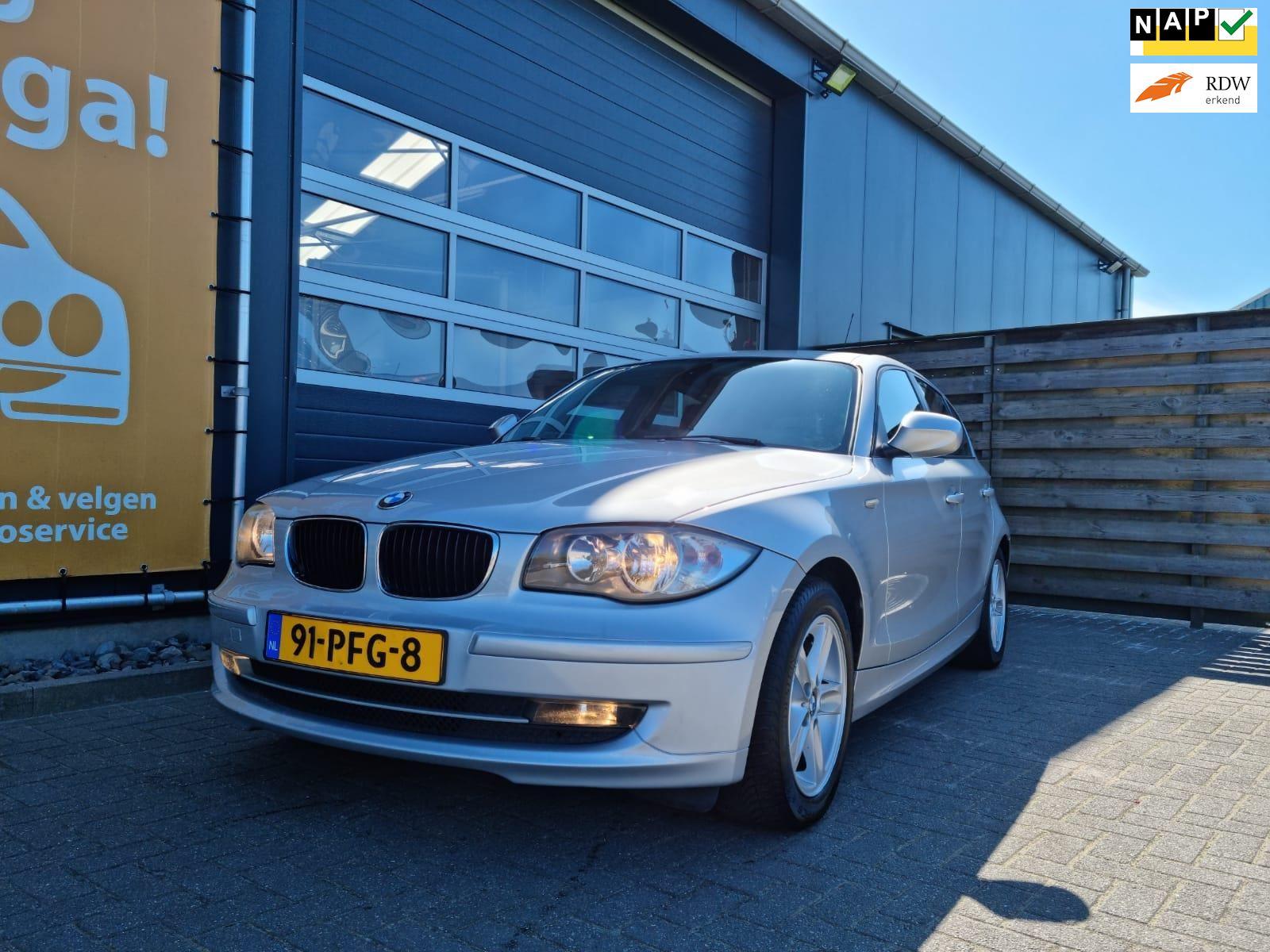 BMW 1-serie occasion - Jeeninga Auto's