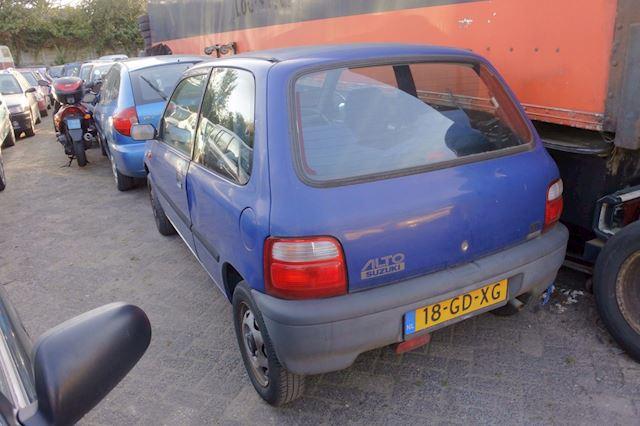 Suzuki Alto 1.0 GA 121 dkm apk tot 20-10-2021