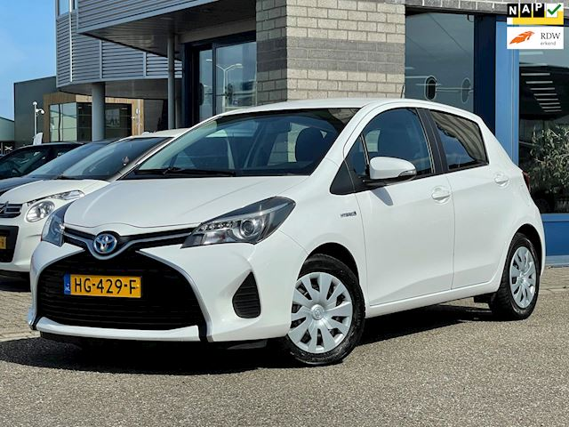 Toyota Yaris 1.5 Hybrid NAVI+CAMERA ECC MULTI-STUUR CRUISE-CONTROLE Aspiration