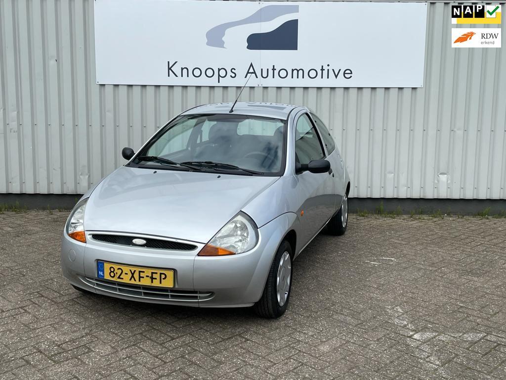 Ford Ka occasion - Knoops Automotive