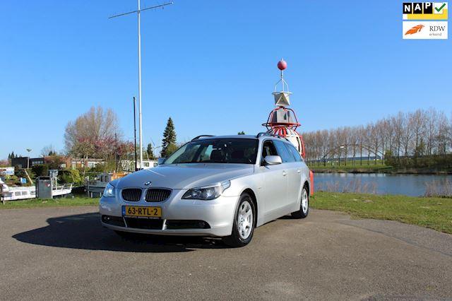 BMW 5-serie Touring occasion - Van Vliet Auto's