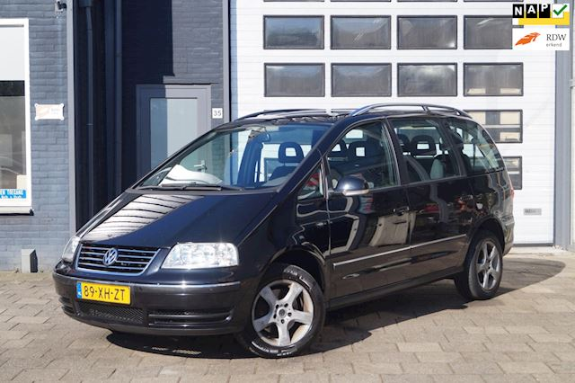 Volkswagen Sharan 2.0 Comfortline | Clima | Cruise | PDC | 7-PERS