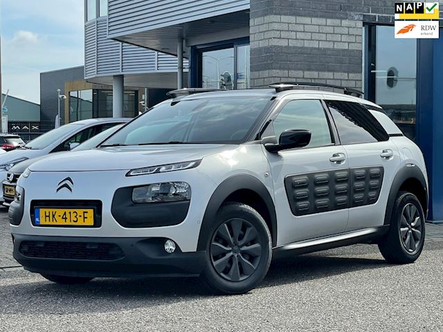 Citroen C4 Cactus 1.6 BlueHDi NAVI+CAMERA ECC PANORAMA CRUISE-CONTROLE D-GLAS MULTI-STUUR   Business Plus