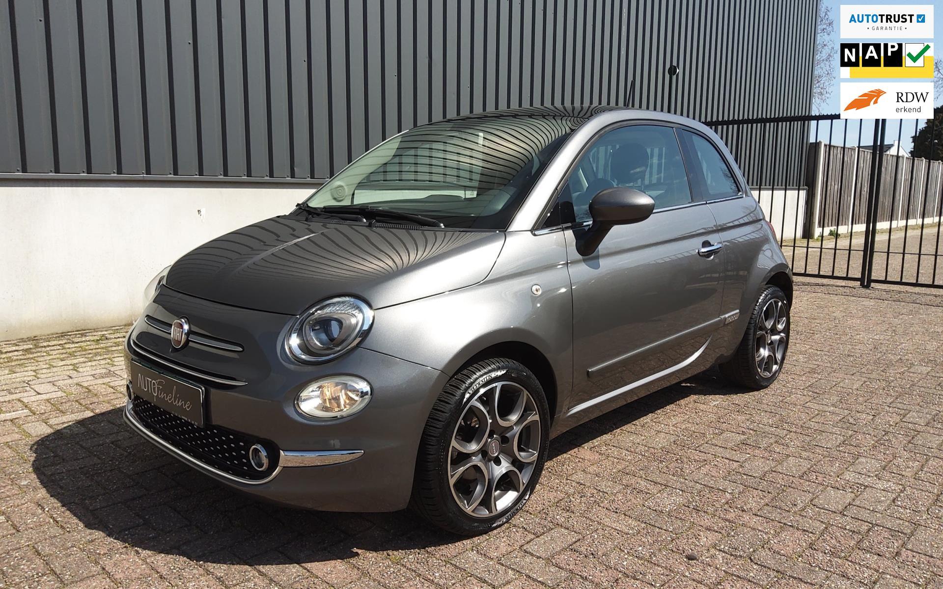 Fiat 500 occasion - Auto Fineline