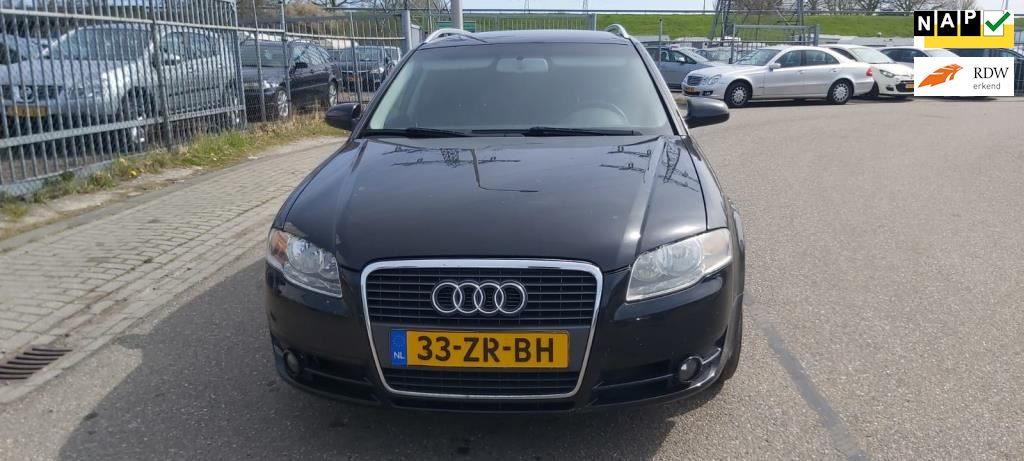 Audi A4 Avant occasion - Autohandel Wurie