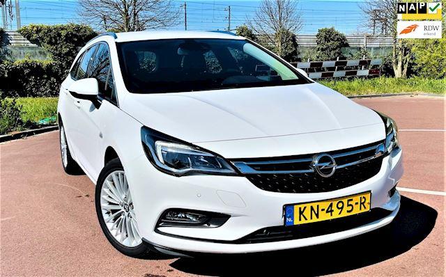 Afbeelding van de OpelAstraSportsTourer10InnovationFullOption