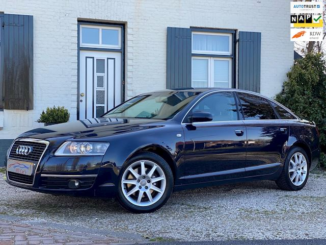 Audi A6 occasion - M.T.  Cars & Carcleaningcenter