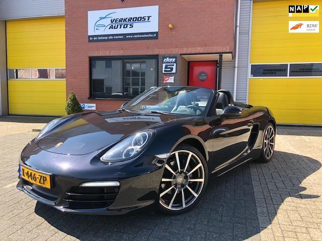 Porsche Boxster occasion - Verkroost Auto's