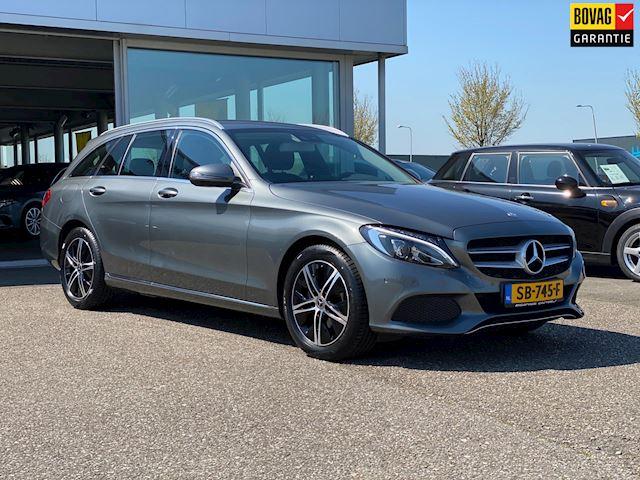 Mercedes-Benz C-klasse Estate 180 Avantgarde automaat , wegklapbare trekhaak