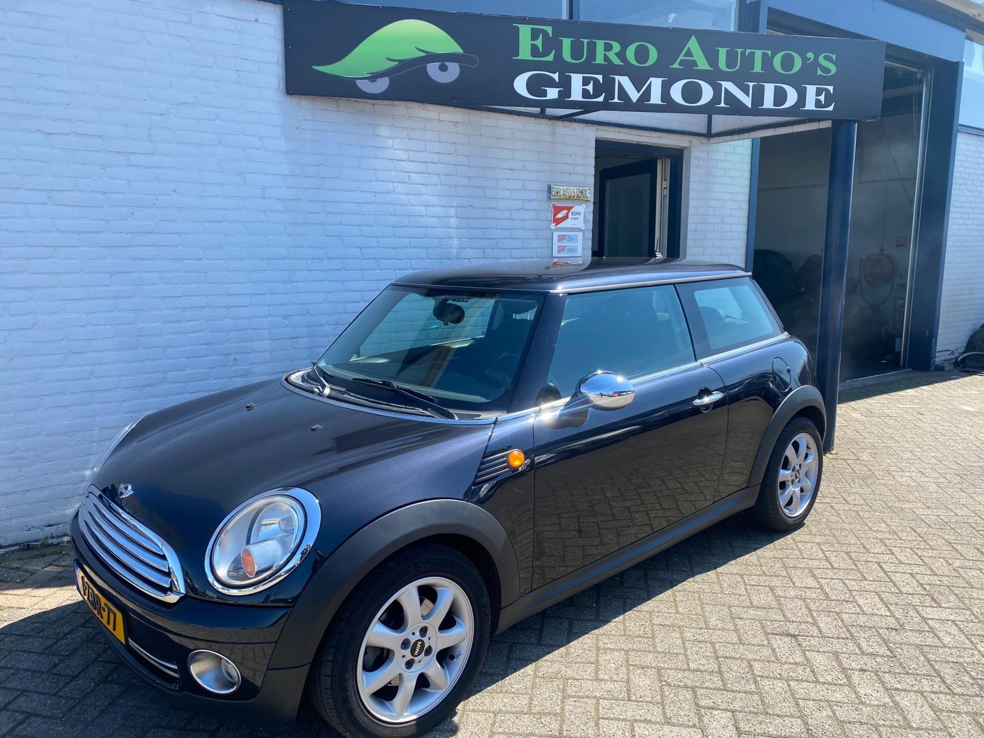 Mini Mini occasion - Euro Auto's Gemonde