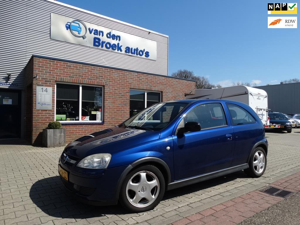 Opel Corsa occasion - R. van den Broek Auto's