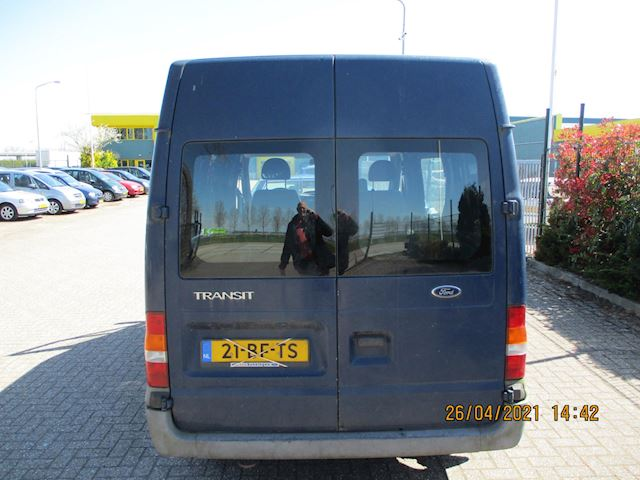 Ford Transit 260S 2.0TDCi Business Edition