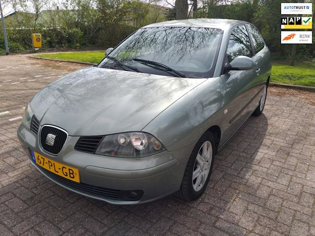 Seat Ibiza 1.4-16V Signo