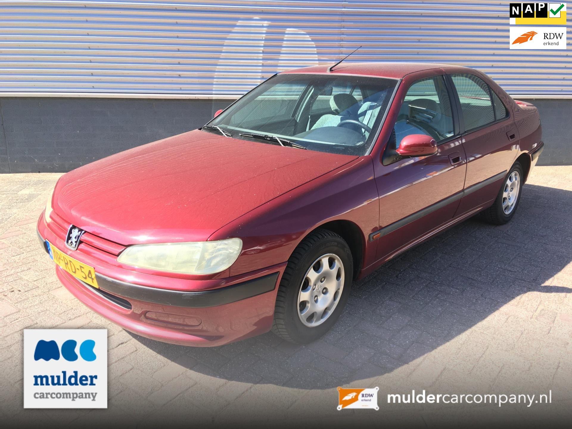 Peugeot 406 occasion - Mulder Car Company
