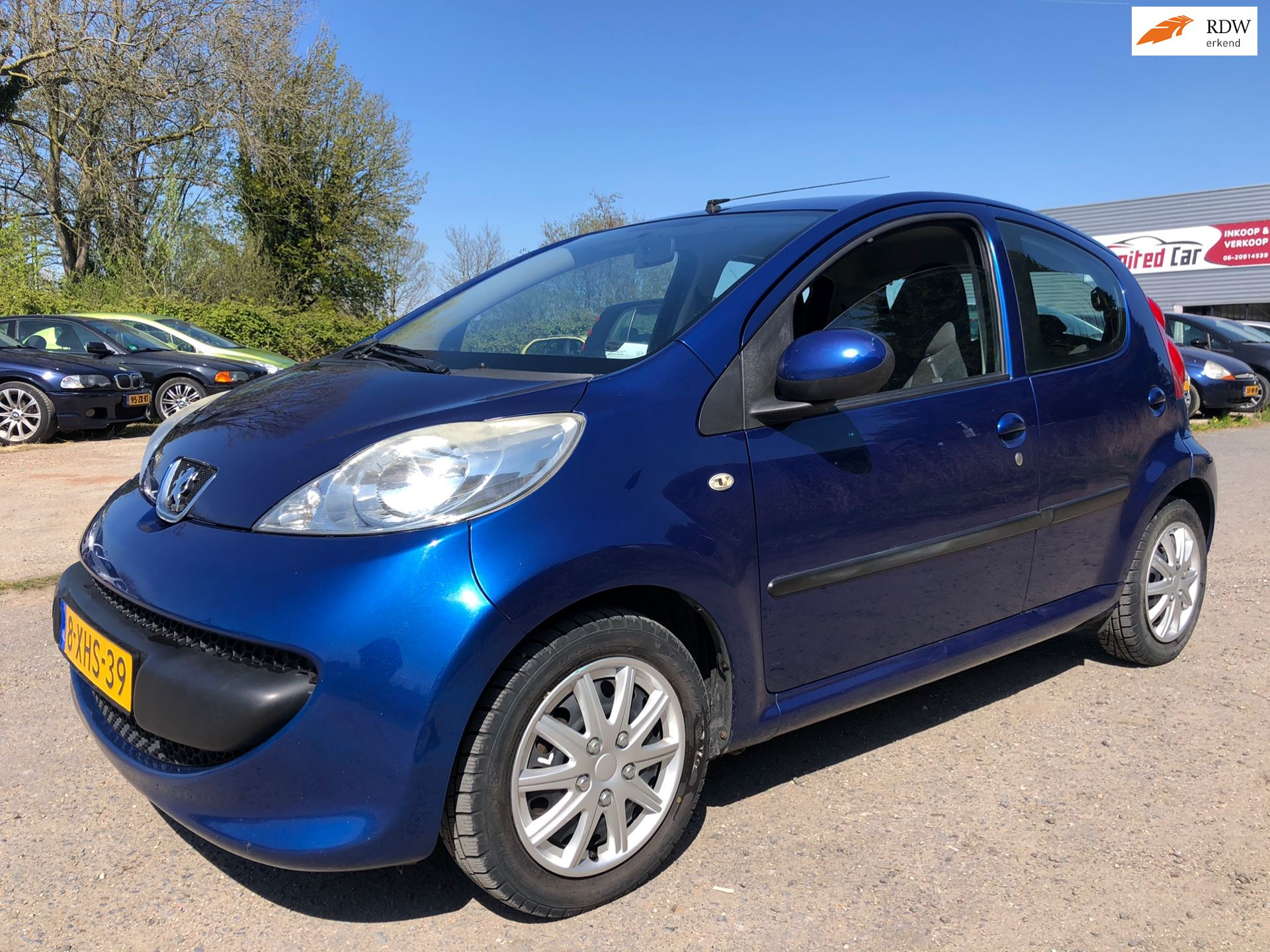 Peugeot 107 occasion - Limited Car