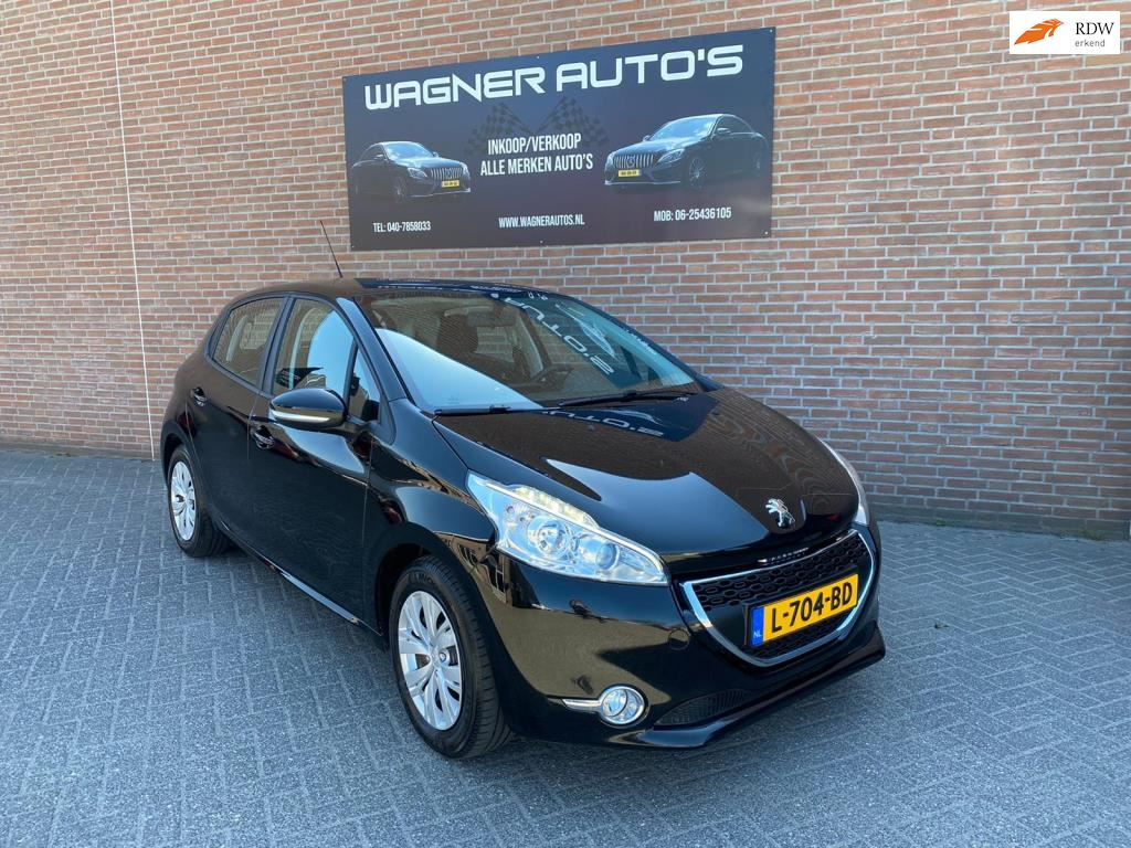 Peugeot 208 occasion - Wagner Auto's