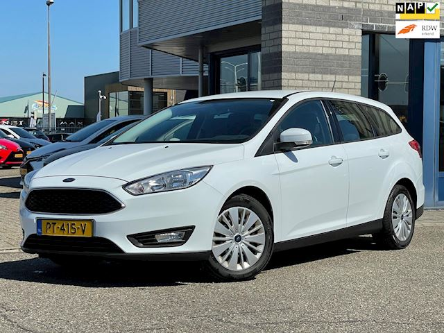 Ford Focus Wagon 1.0 ECOBOOST NAVI AIRCO PDC MULTI-STUUR CRUISE-CONTROLE Edition