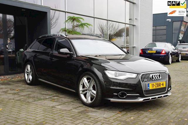 Audi A6 Allroad 3.0 TDI BiT quattro Pro Line Plus, Pano, Camera