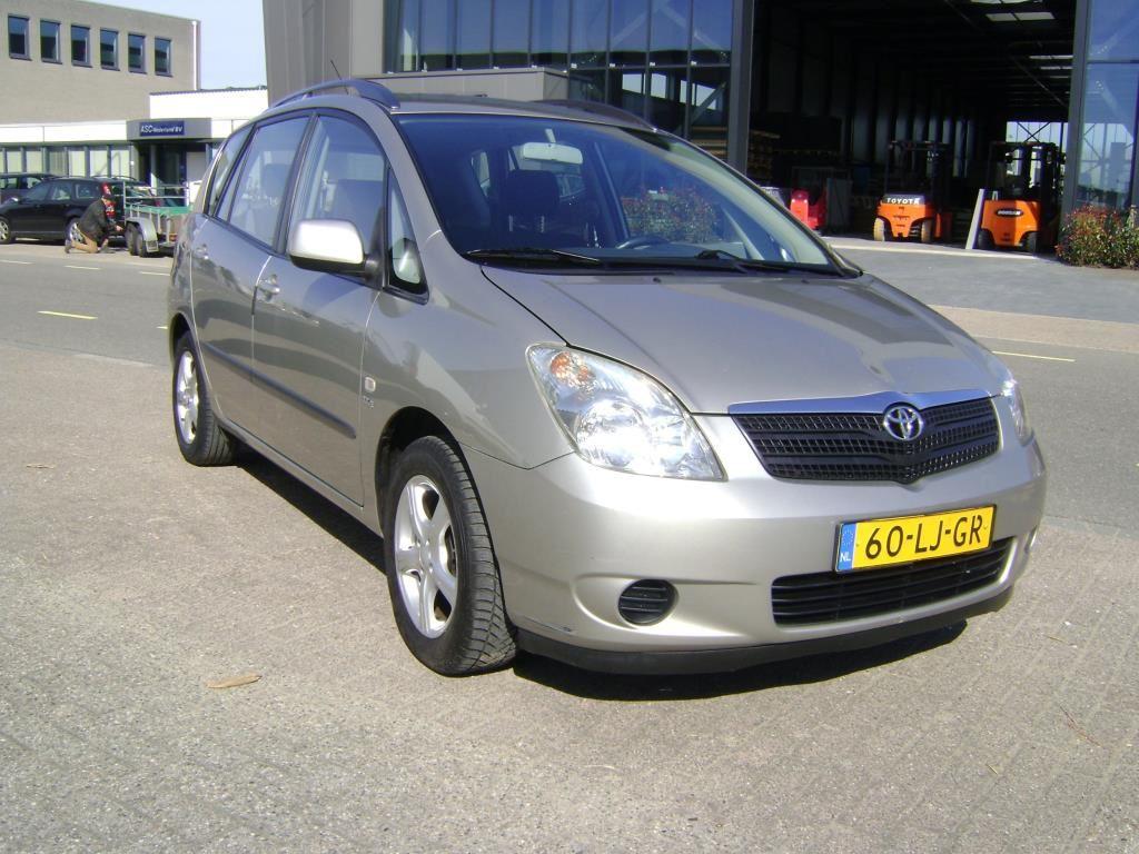 Toyota Corolla Verso occasion - Middendorp Auto's