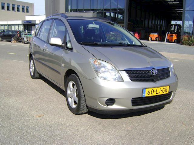 Toyota Corolla Verso 1.6 VVT-i Linea Terra