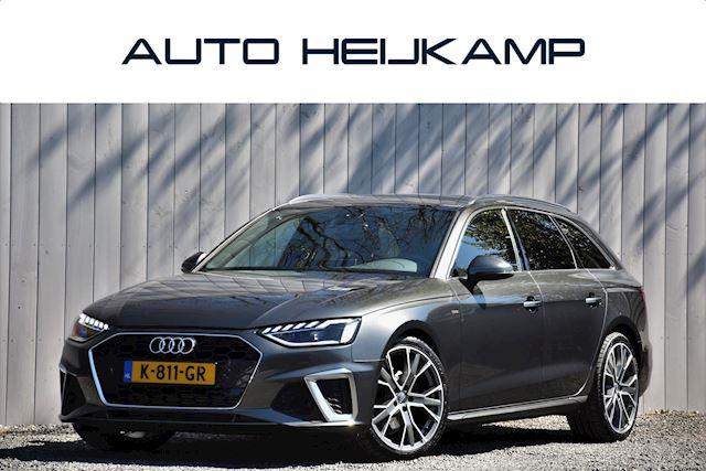 Audi A4 Avant 40 2.0TFSI Launch edition Sport | Nieuw Model