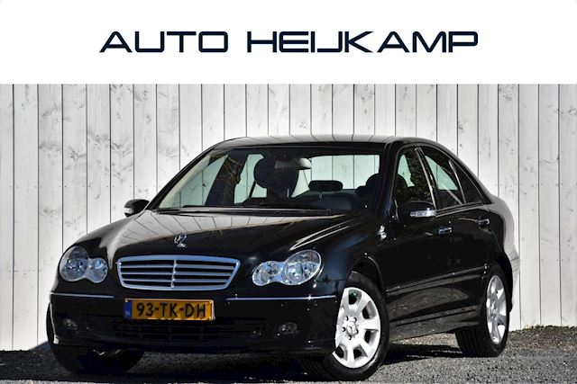 Mercedes-Benz C-klasse 180 K. Elegance | Automaat | Navi | PDC | NL-Auto | 68.356km!