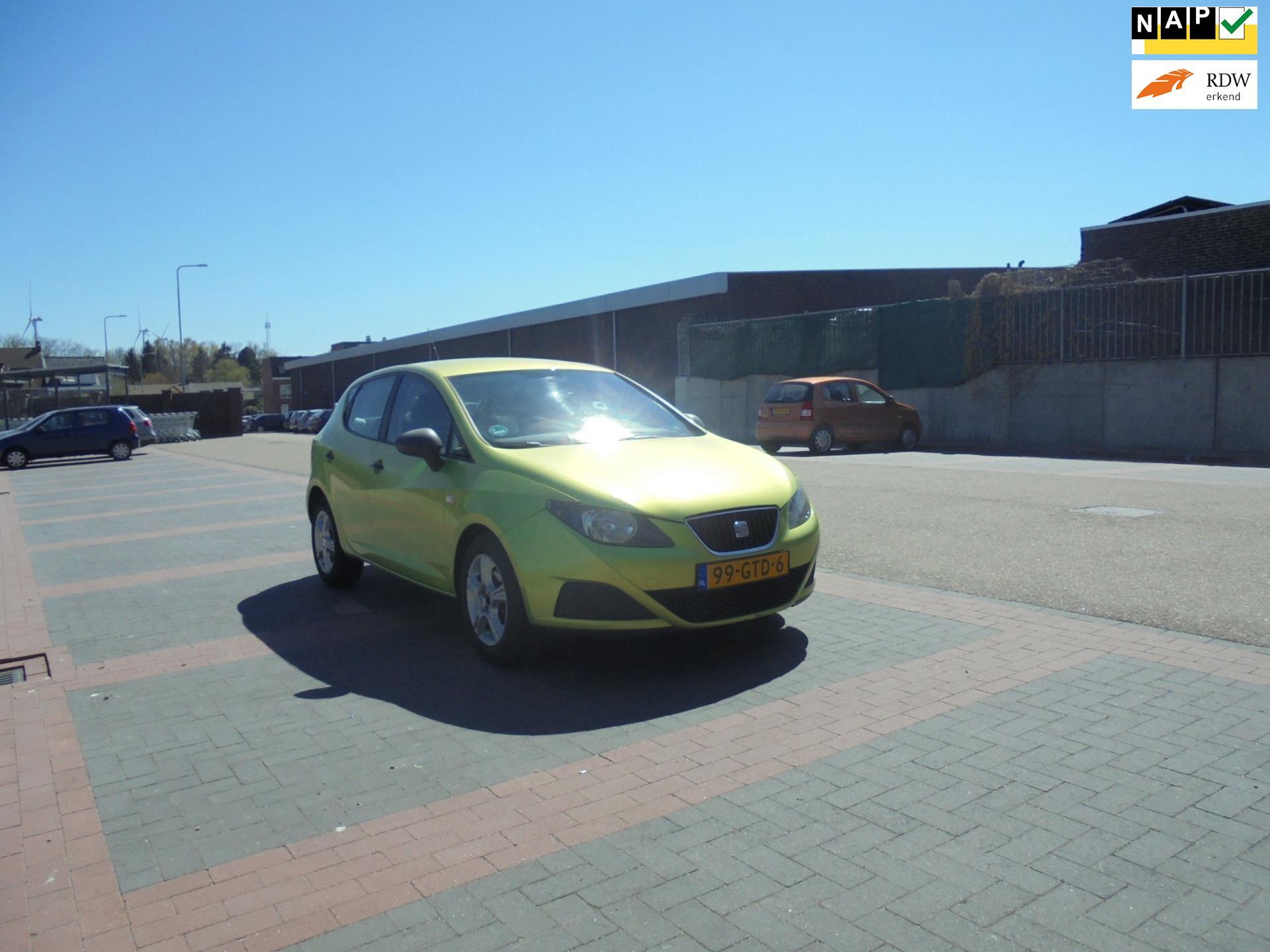 Seat Ibiza occasion - Autohandel Bakkali