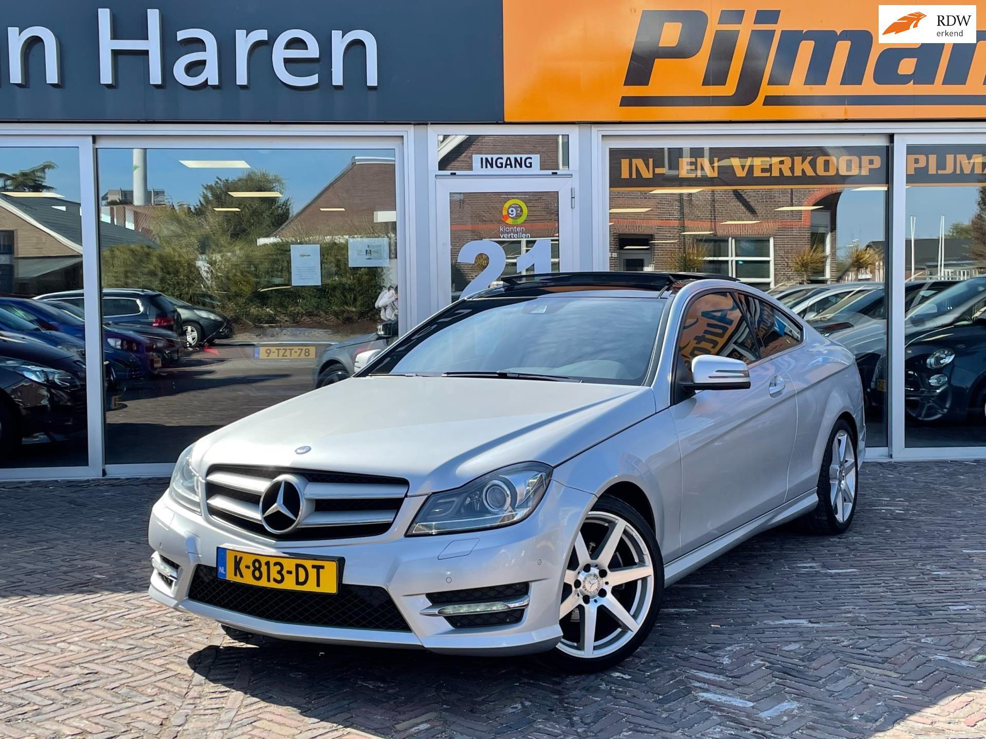 Mercedes-Benz C-klasse Coupé occasion - Pijman Auto's