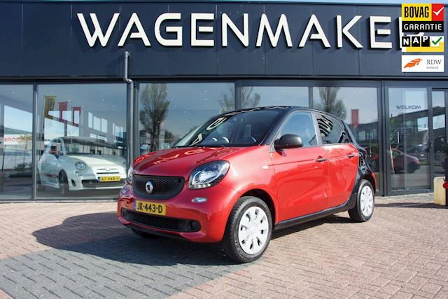 Smart Forfour 1.0 Pure Airco|Cruise Control|Tel|NAP!