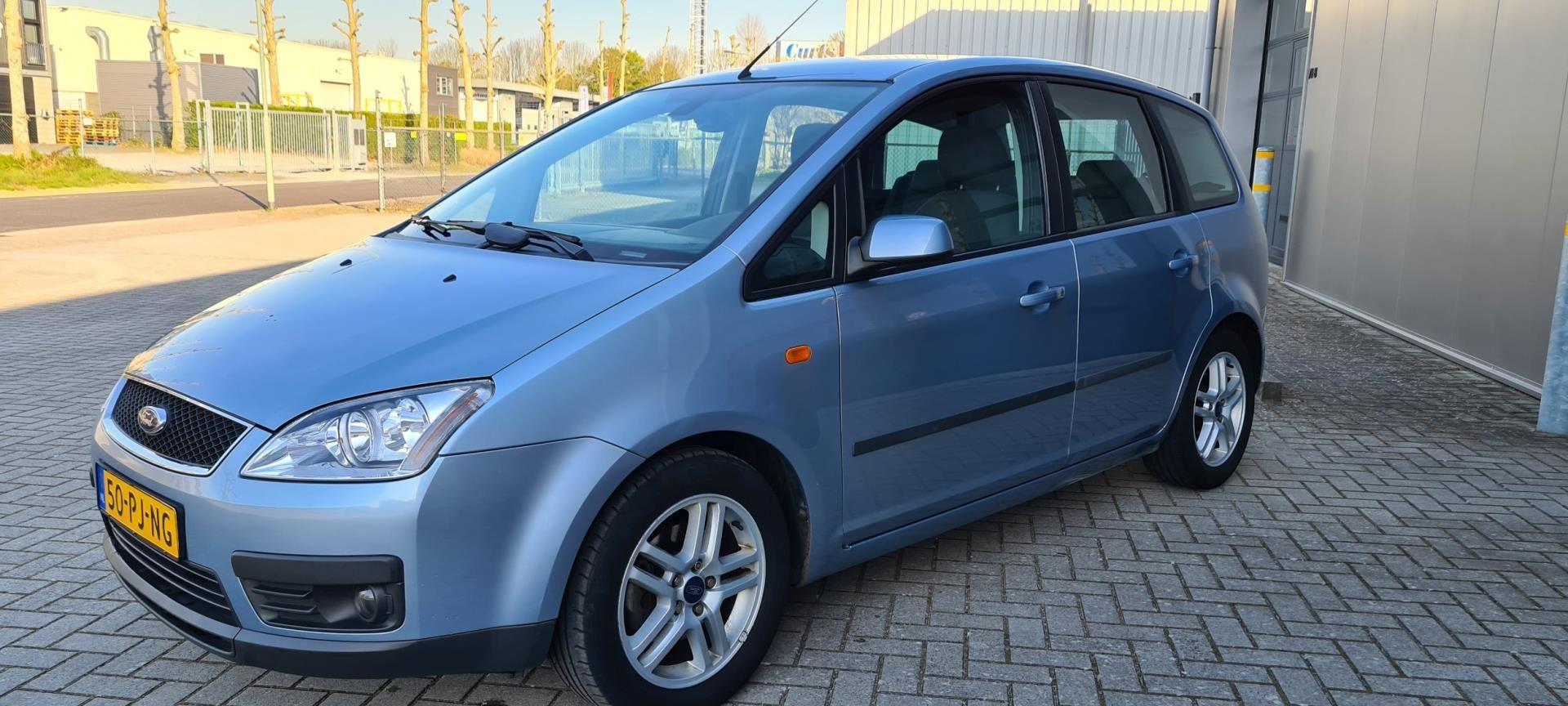 Ford Focus C-Max occasion - Weerterveld Auto's