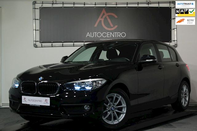 BMW 1-serie 118i / PDC / Stoelverwarming / LED / Cruise
