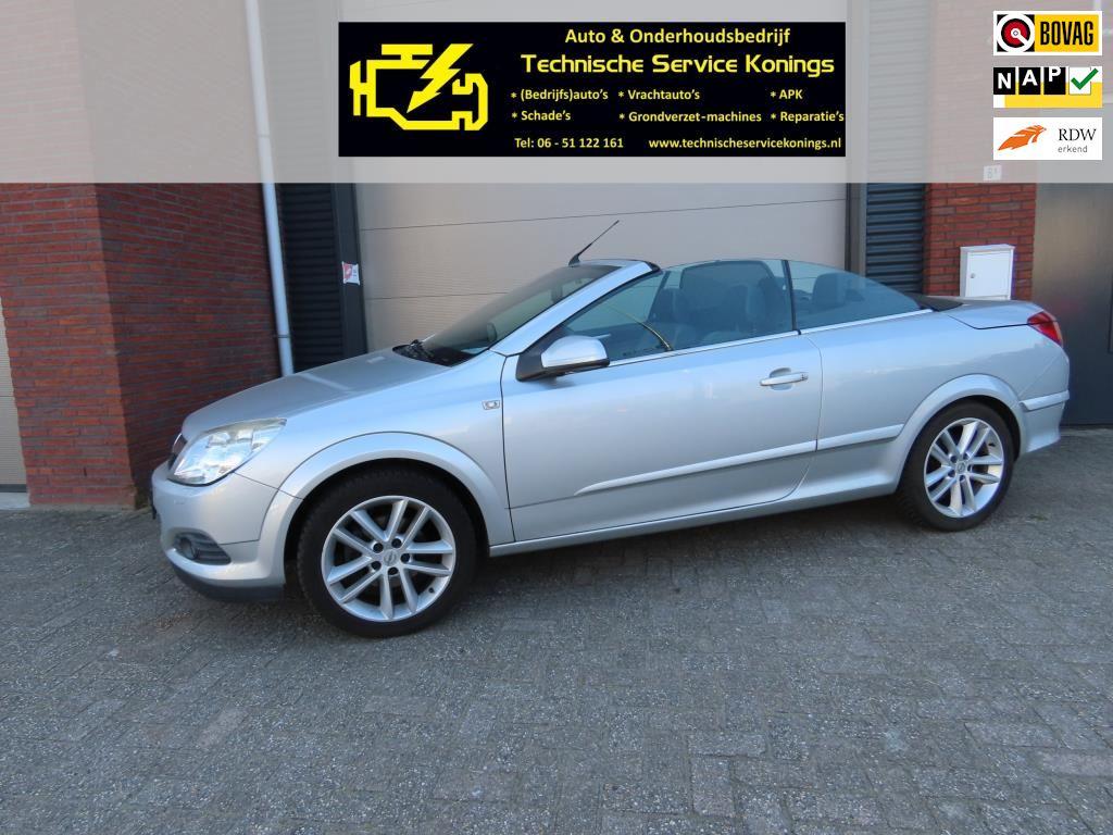 Opel Astra TwinTop occasion - Autobedrijf Konings