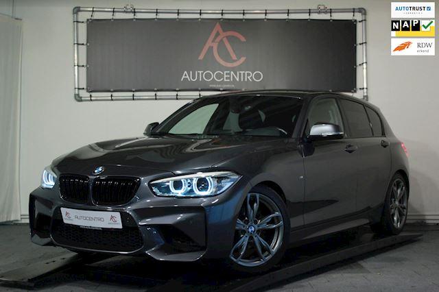 BMW 1-serie 116i M-Sport / 160PK / M135i uitgevoerd / LED / Leder