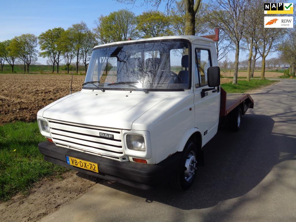 Daf Oprijwagen / autotransporter NWE APK17-3-2022 NAP occasion - Autobedrijf Verheijen