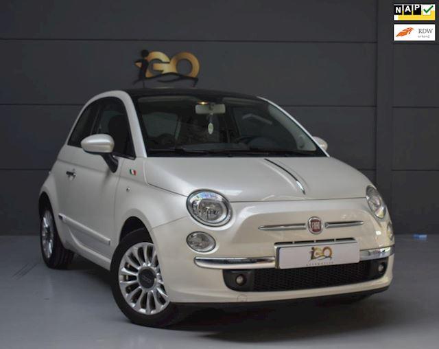 Fiat 500 occasion - I Go Automotive