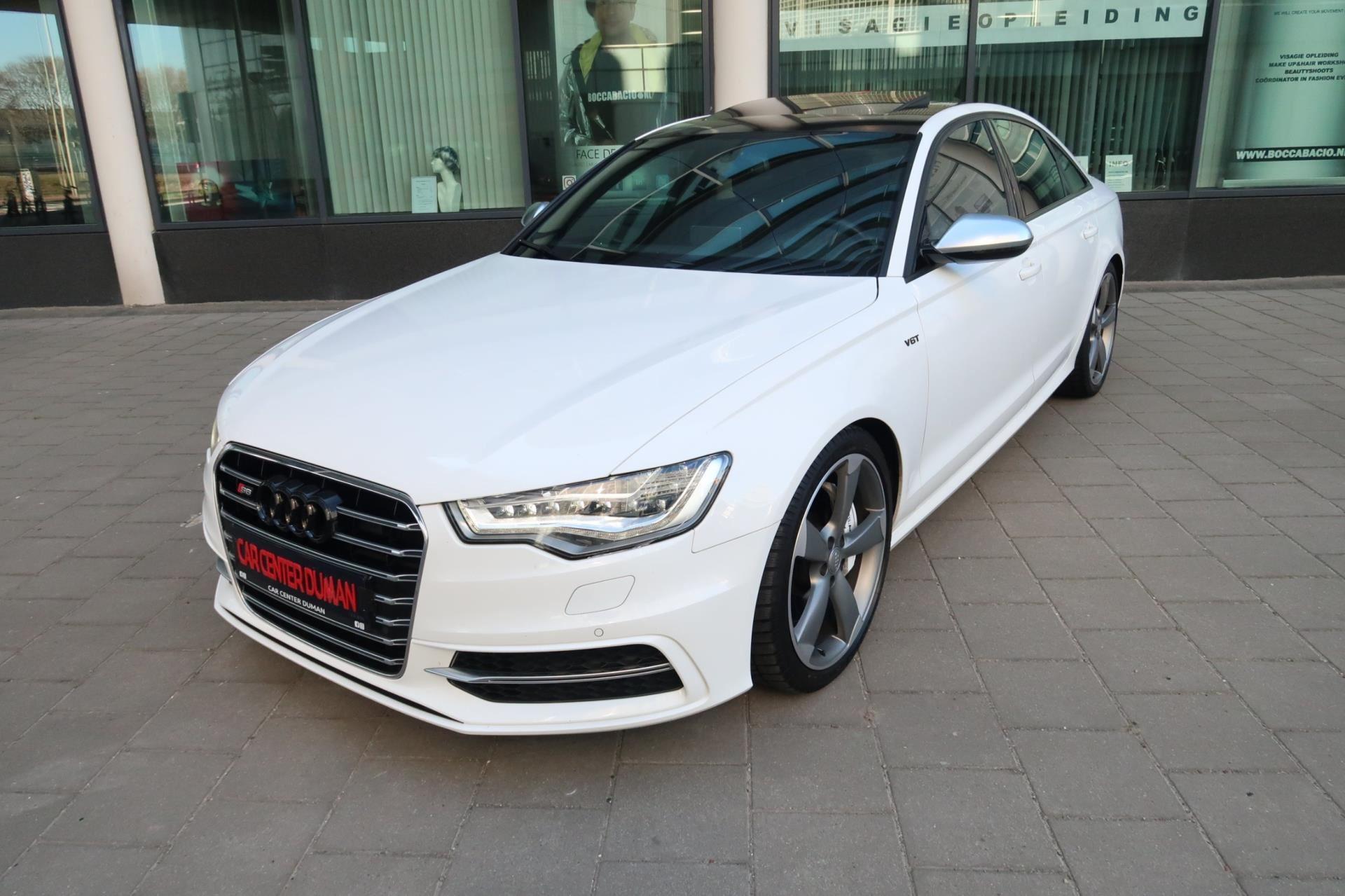 Audi A6 occasion - Car Center S. Duman