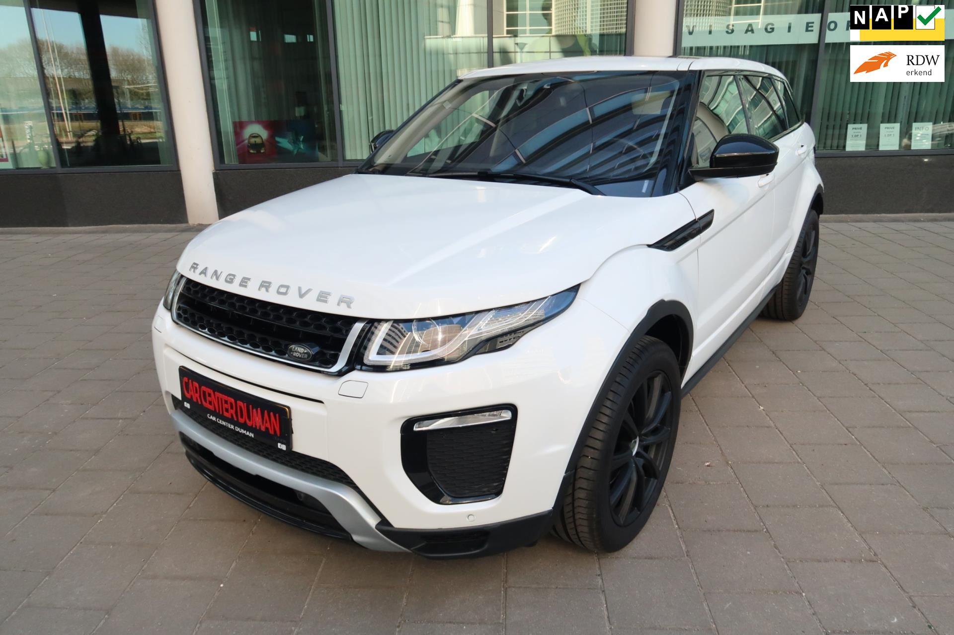 Land Rover Range Rover Evoque occasion - Car Center S. Duman