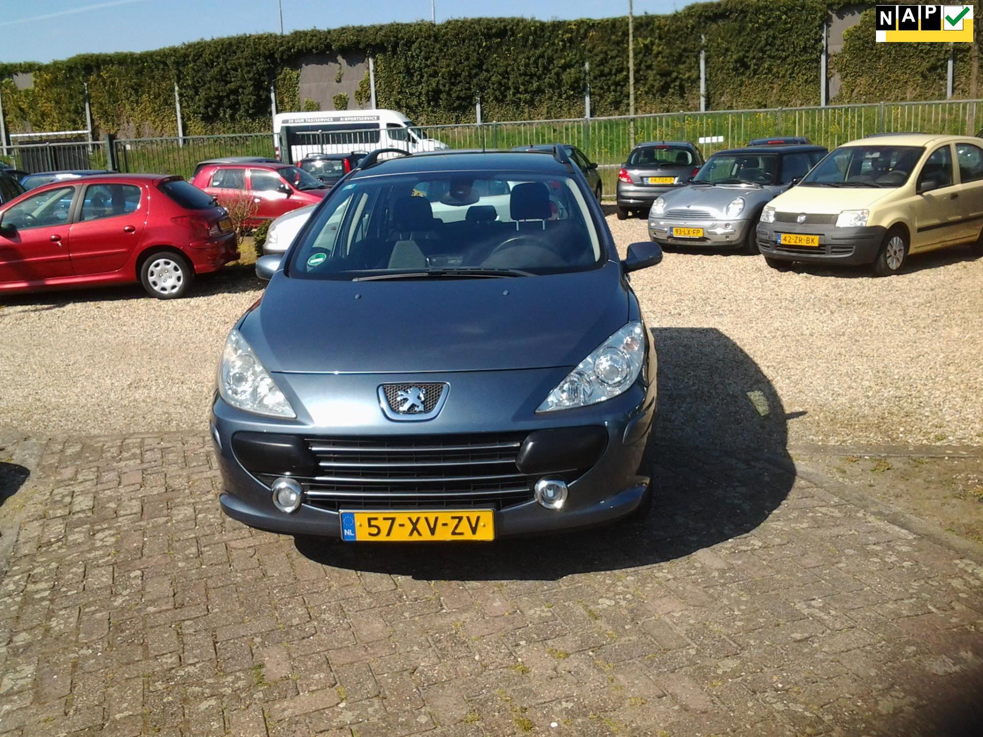Peugeot 307 Break occasion - Van der Wielen Auto's