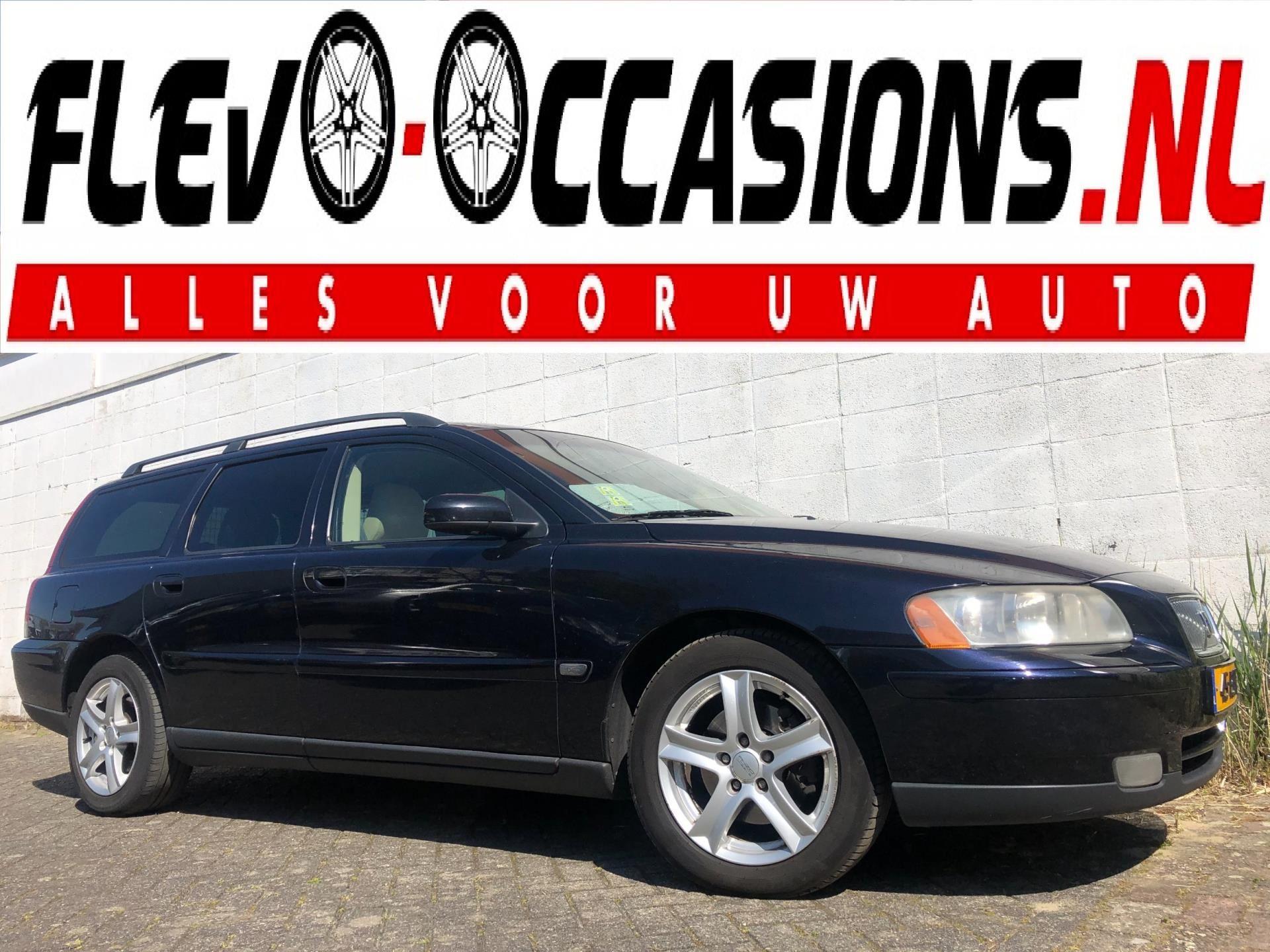 Volvo V70 occasion - Flevo Occasions