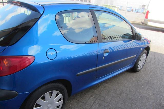 Peugeot 206 1.4 One-line