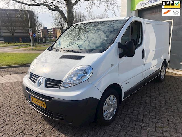 Renault Trafic 2.0 dCi T27 L1H1 DC Eco/Navi/Airco/Cruise-c/PDC/Nap/Nette Bus