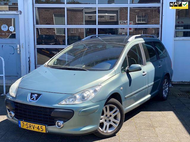 Peugeot 307 SW 1.6-16V Airco Panorama dak