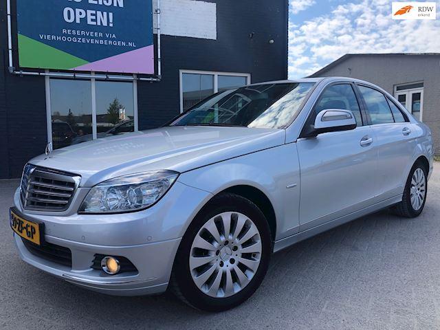 Mercedes-Benz C-klasse 200 CDI Elegance AUTOMAAT/CLIMA/PDC/NAVI
