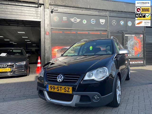 Volkswagen Polo 1.4-16V Cross
