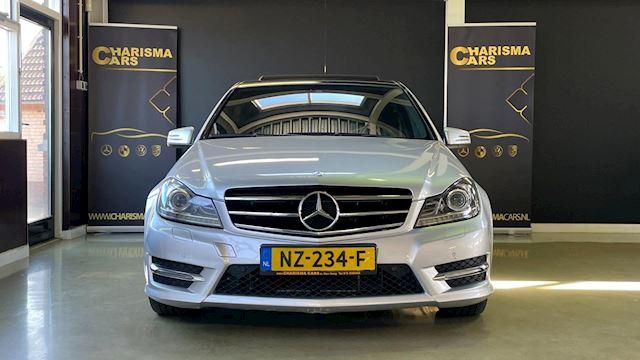 Mercedes-Benz C-klasse 350 4M Elegance