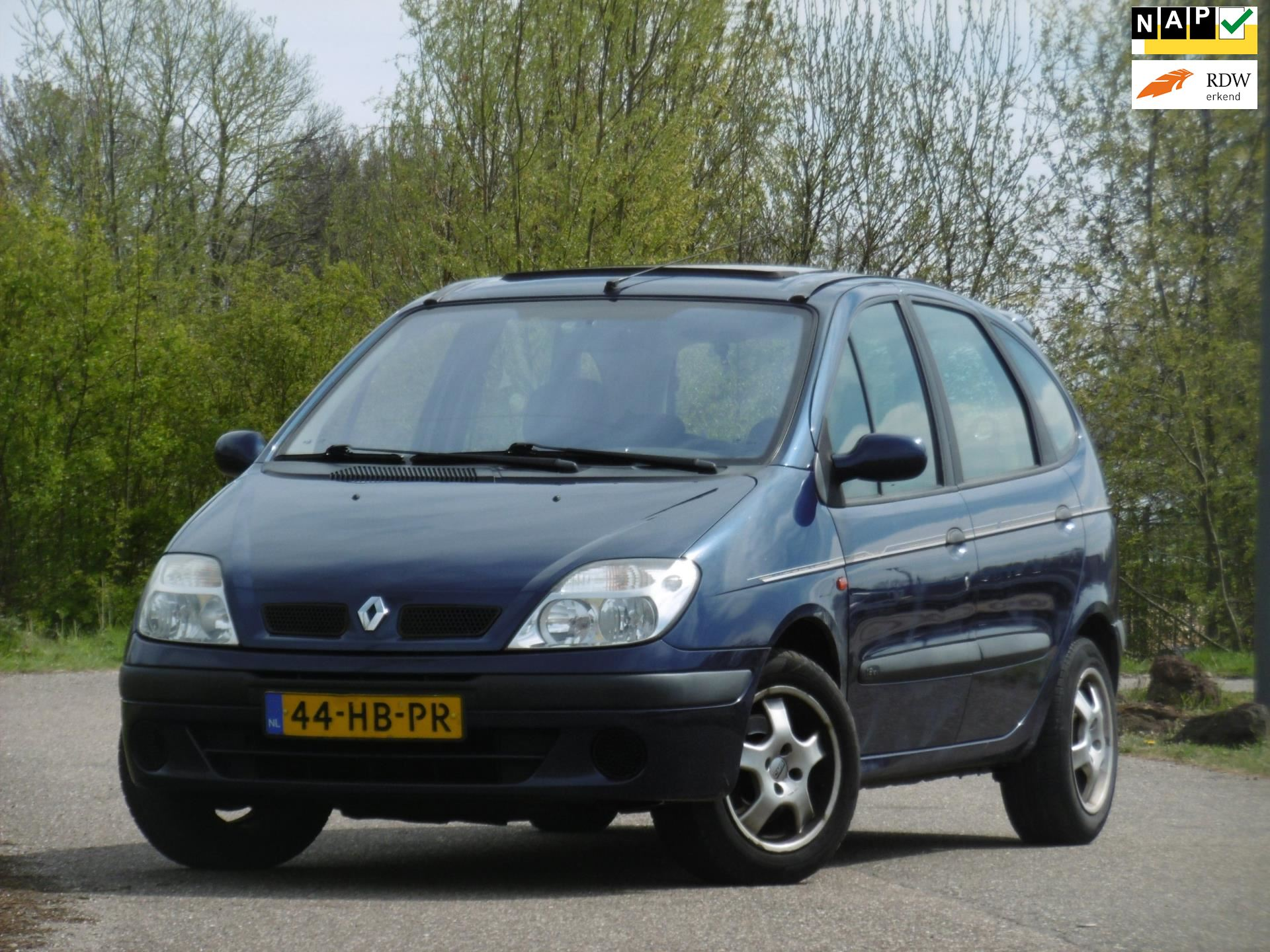 Renault Scénic occasion - Dunant Cars