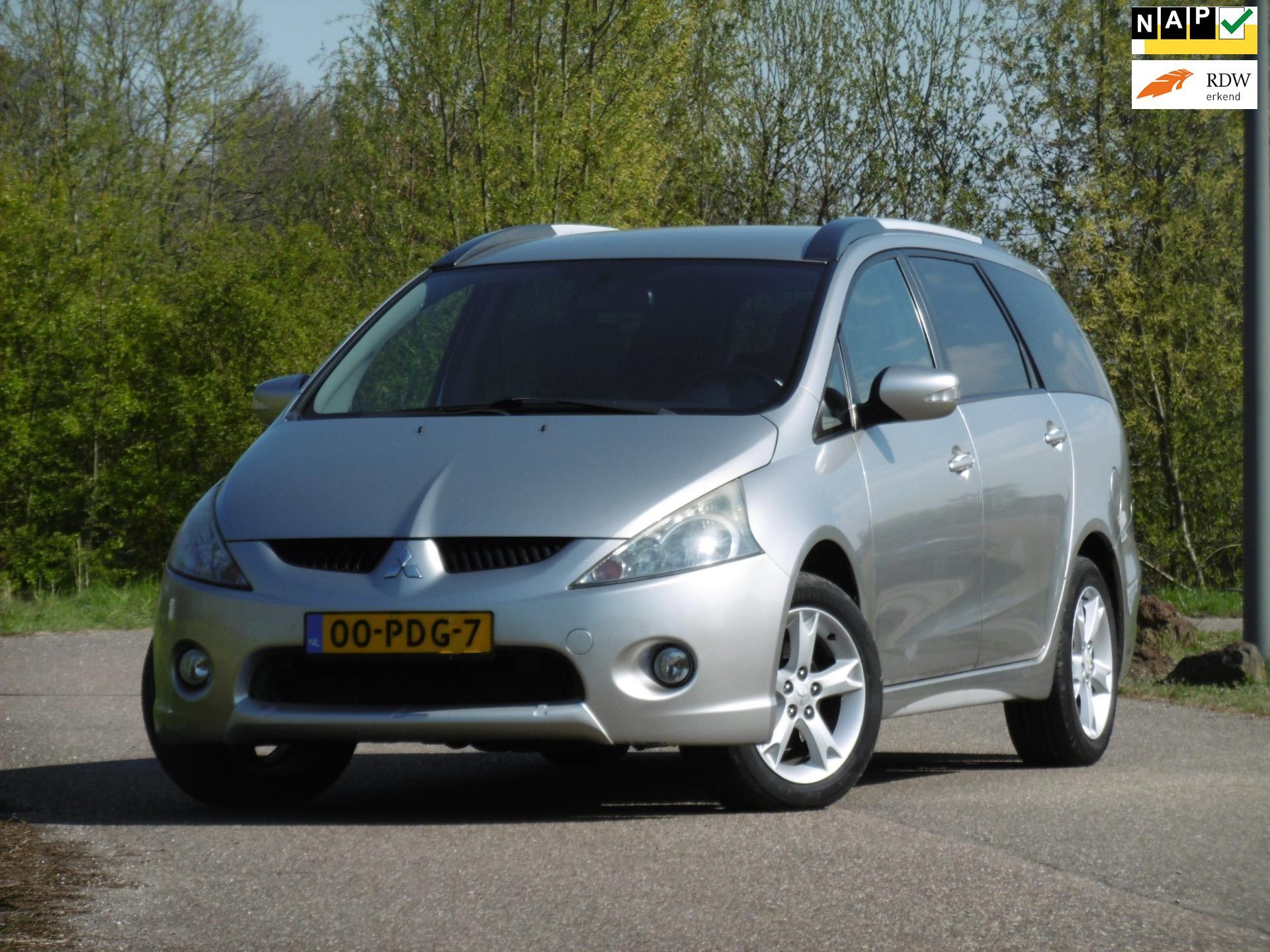 Mitsubishi Grandis occasion - Dunant Cars