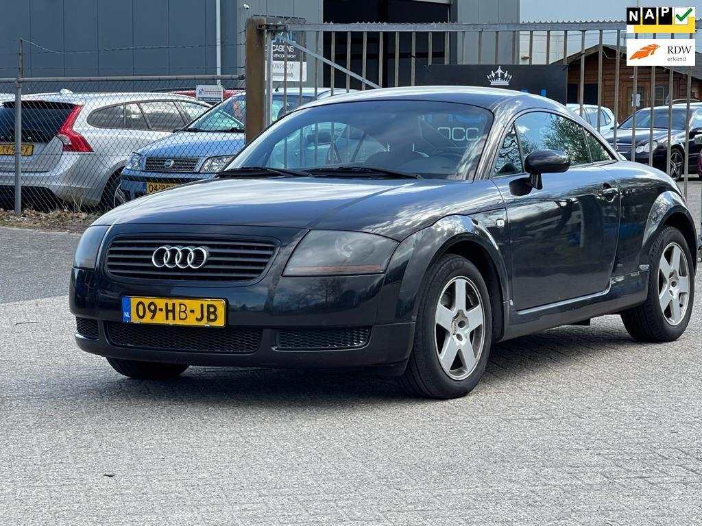 Audi TT occasion - Makcars